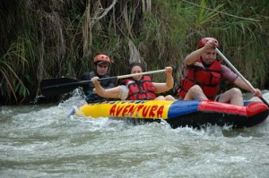 kayaking-quindio