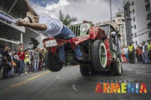 Fiestas Armenia - Yipao